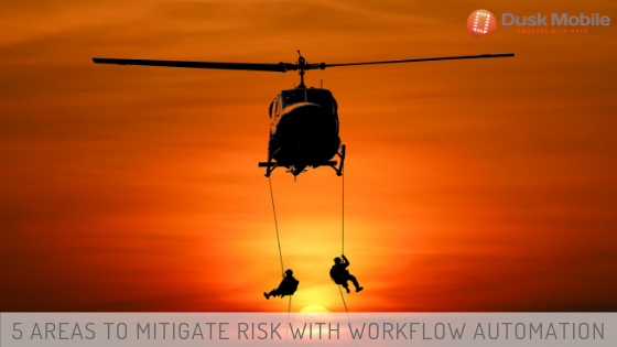 Risk Mitigation with Workflow Automation