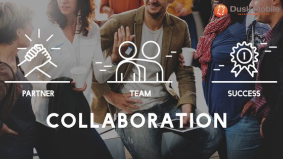 Collaborative Work Management Platform