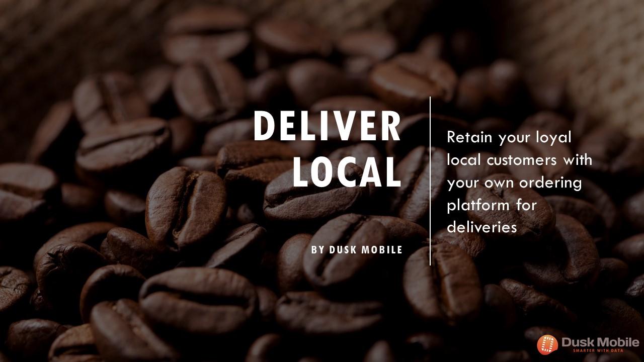 Deliver Local - Dusk Mobile