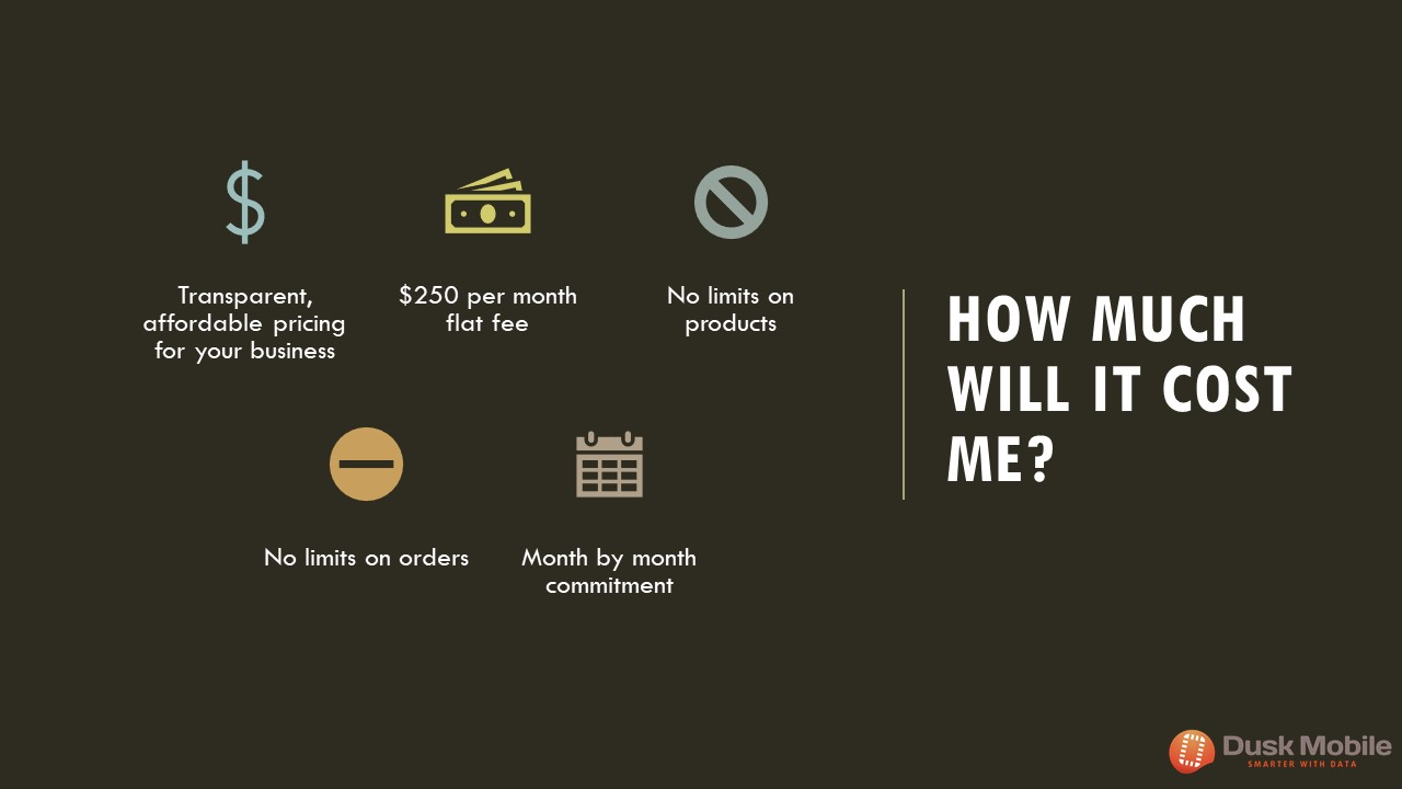 How Much Will It Cost Me?