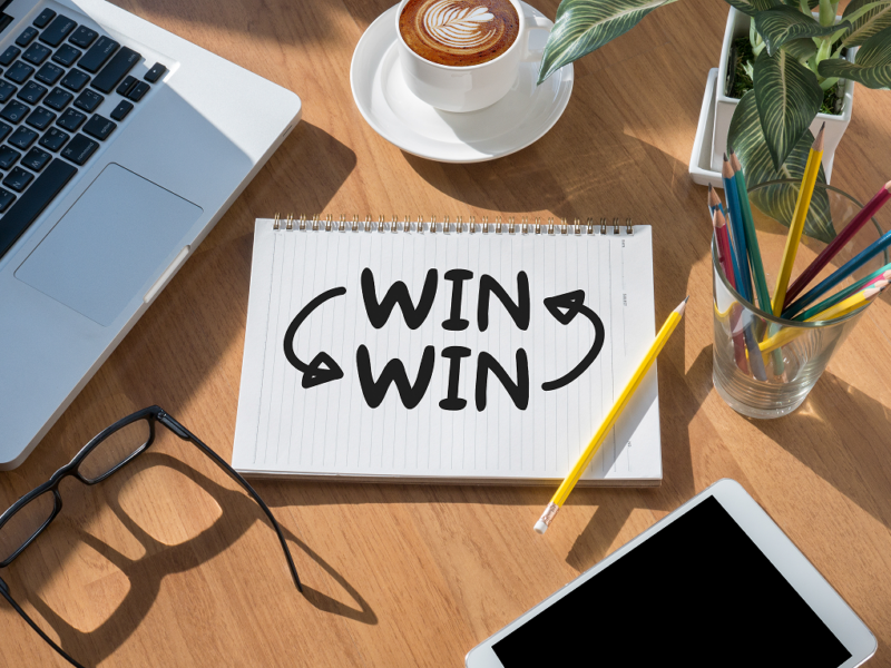 Win Win - Moving from Vendor Driven Solutions to Business Driven Solutions