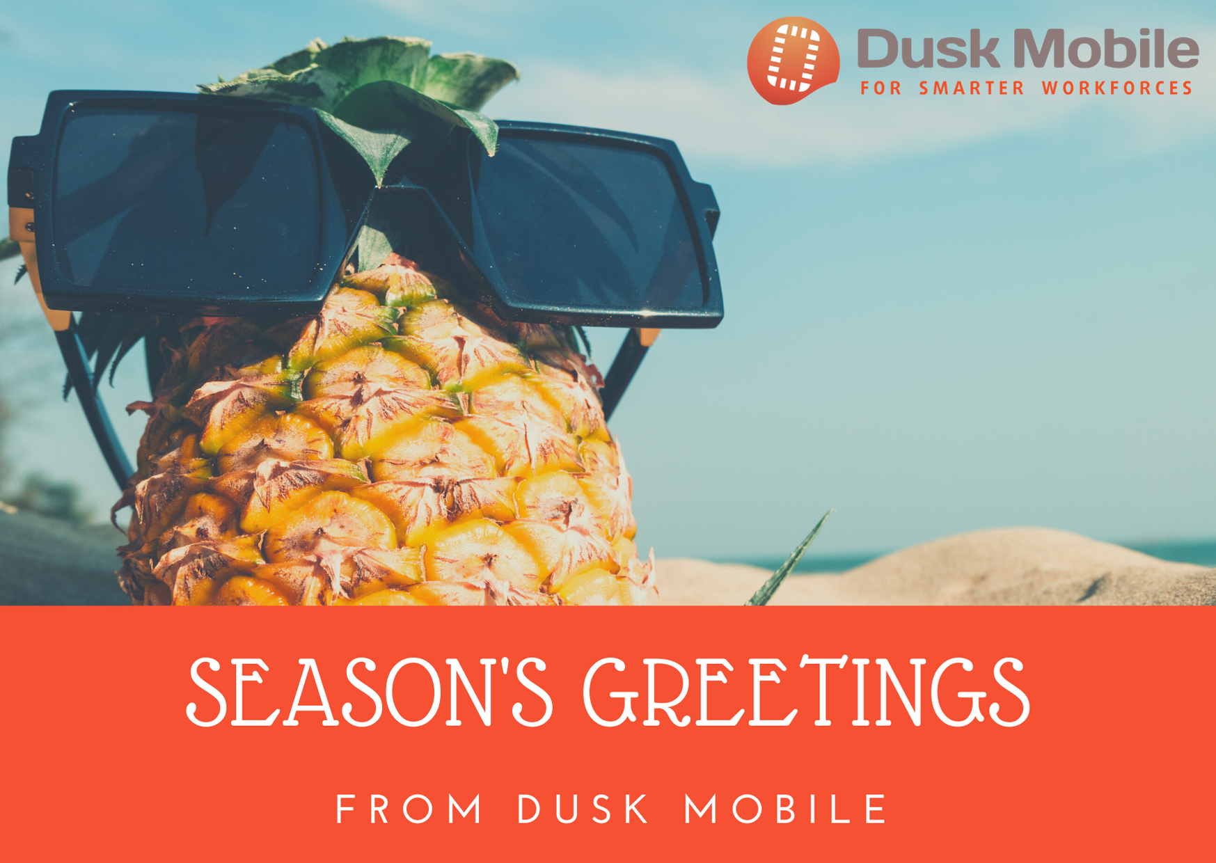 Seasons Greetings From Dusk Mobile 2020