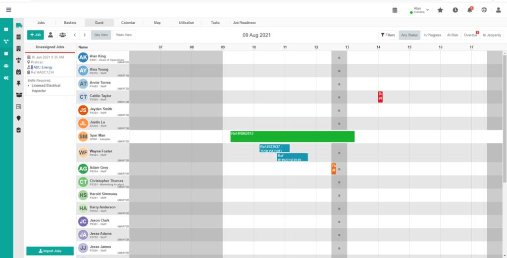 Dusk IOP - Productivity Software for Workforce Management